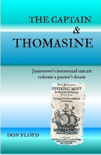 'The Captain & Thomasine' bookcover