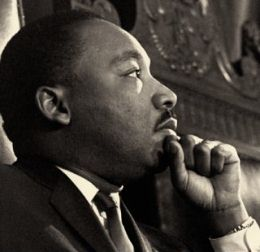 Rev. Dr Martin Luther King Jr