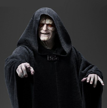 The Emperor Palpatine