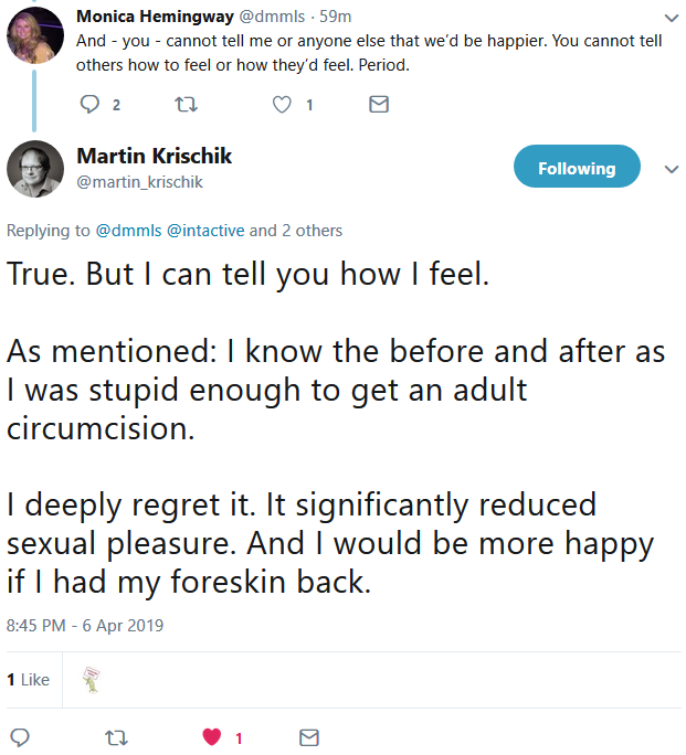 regret-markin-k-''significantly reduced pleasure''