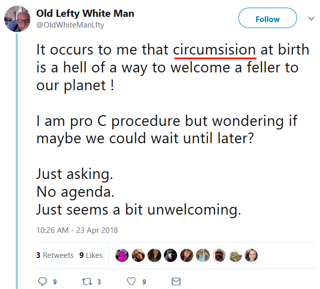 spell-''circumsision''
